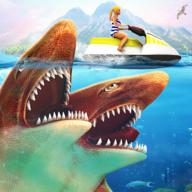 饥饿的双头鲨