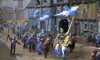 【安卓那些事】权力与纷争盛大公测 八大兵种三大流派等待领主归来