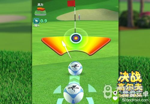 《决战高尔夫》巧借风力叱咤球场