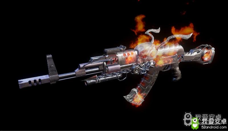 《小米枪战》明日迎来大更新 全新橙色皮肤加入游戏