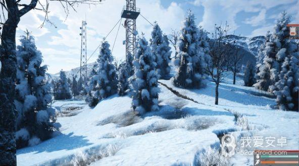 冬季生存模拟器