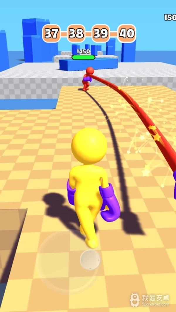 橡胶飞拳3D